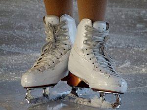cuchillas patinaje hielo