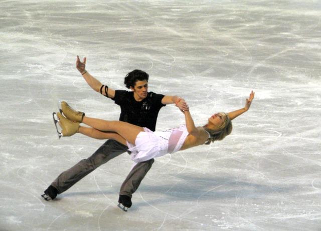 los mejores patinadores en hielo