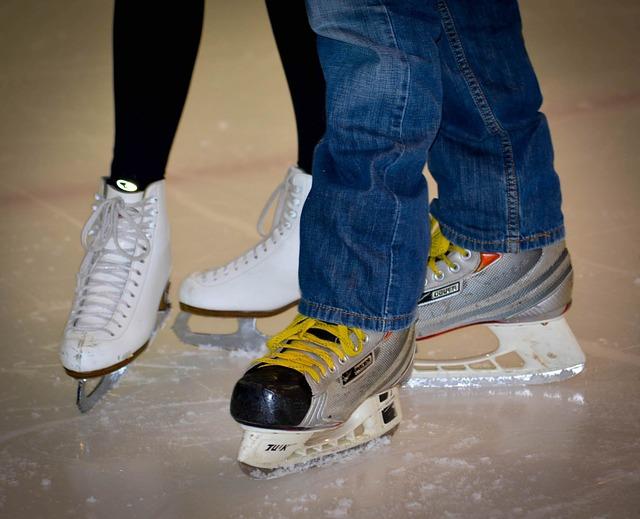 patinaje hielo aprendiendo