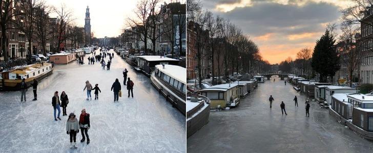 pista-de-patinaje-natural-los-canales-de-amsterdam