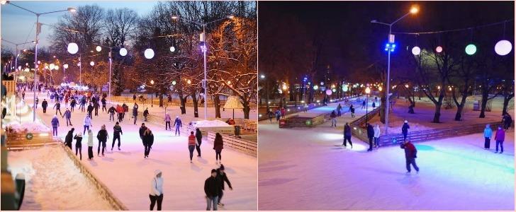 pista-de-patinaje-sobre-hielo-parque-gorki