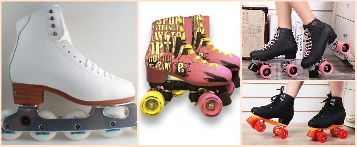 rollers-derby-para-patinaje-de-cuatro-ruedas