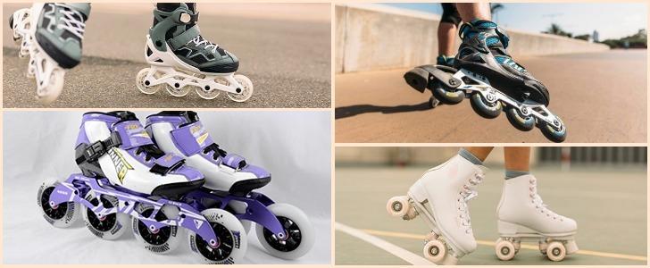 tipos-de-patines-de-cuatro-ruedas